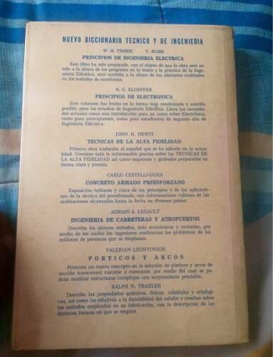 diccionario técnico y de ingieneria español-inglés