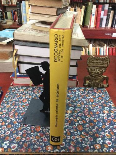 diccionario universal de escultores gustavo gili arte