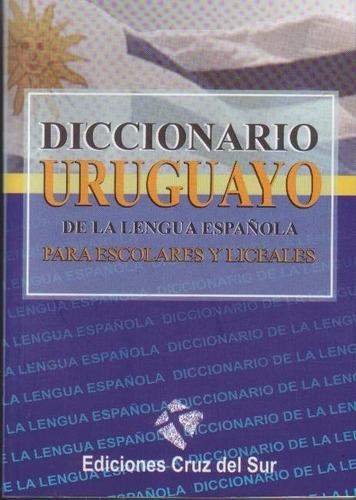 diccionario uruguayo de la lengua española (texto)