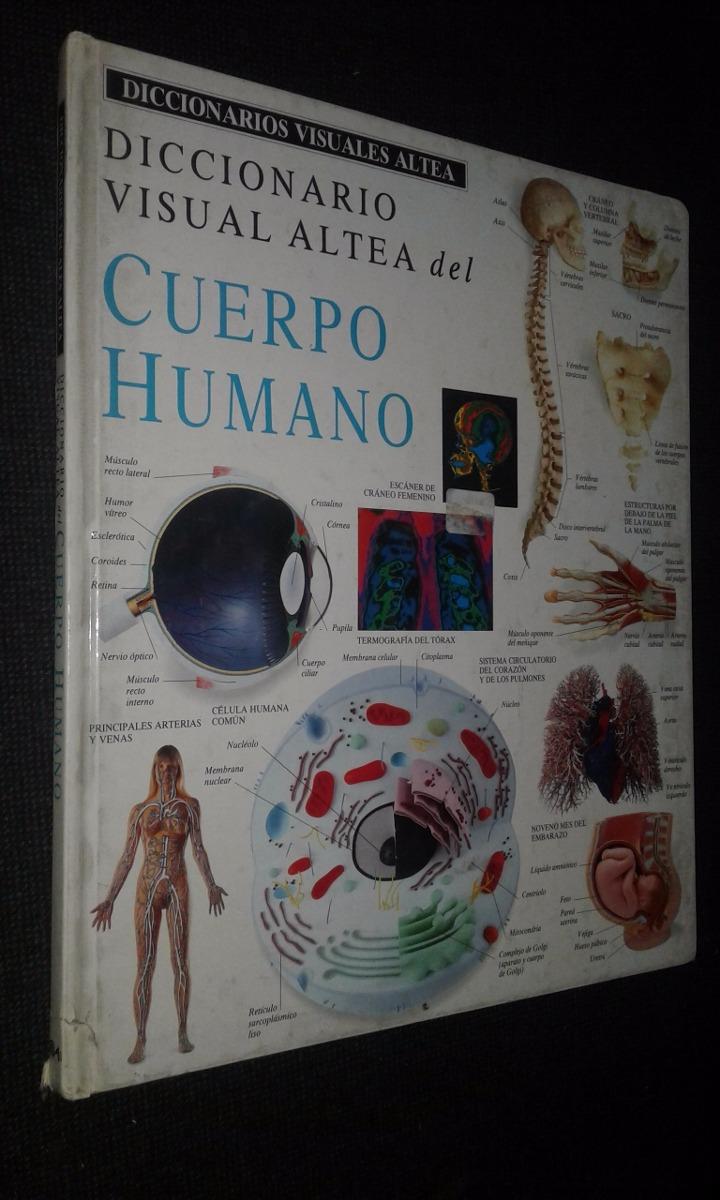 Diccionario Visual Altea Del Cuerpo Humano - $ 100,00 en Mercado Libre