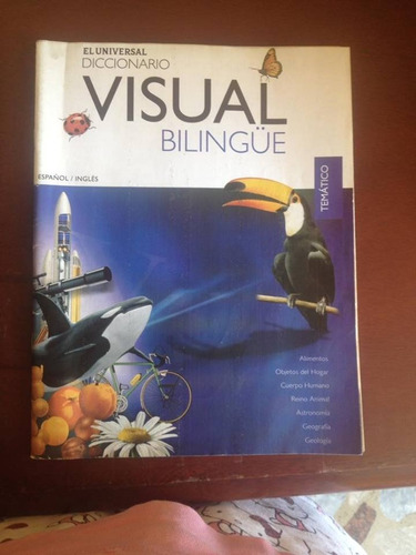 diccionario visual bilingue