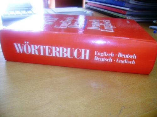 diccionario,englisch-deutsch,deutsch-englisch,wörter buch