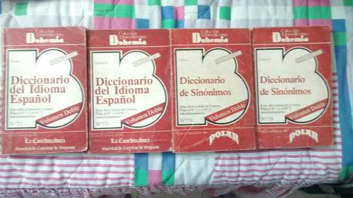 diccionarios colección revista bohemia