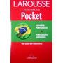 Diccionario Pocket Larousse Español- Portugues / Portugues-e