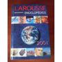 Diccionario Enciclopédico Español-ingles Larousse 2001