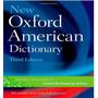 Oxford American Dictionary English Diccionario Ingles Ingles