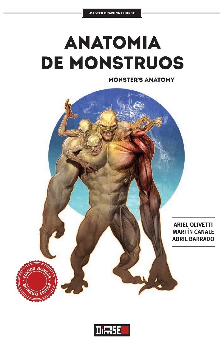Dicese - Anatomia De Monstruos - Nuevo!! - $ 450,00 en Mercado Libre