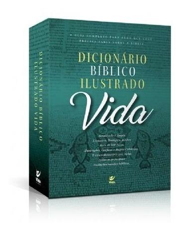 dicionário bíblico ilustrado vida c.dura
