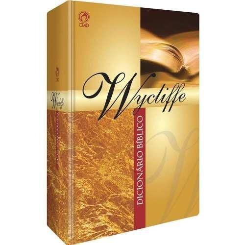 dicionário bíblico wycliffe frete grátis brasil  + sem juros