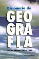 dicionário de geografia - mariana batouxas