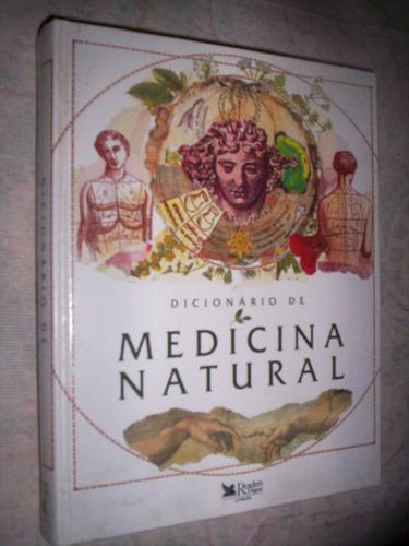 dicionário de medicina natural readers digest