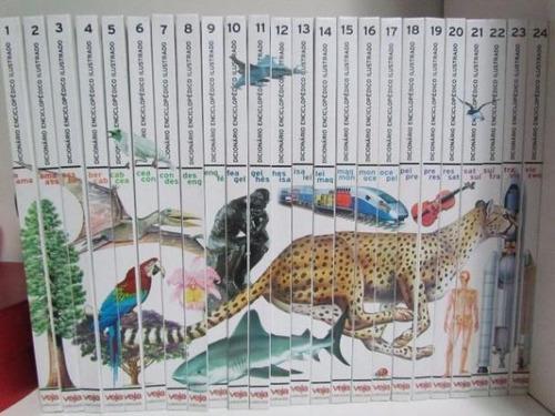 dicionario enciclopedico ilustrado veja larousse