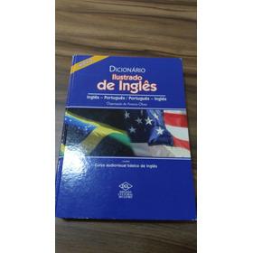 Dicionário Ilustrado De Inglês Dcl - Com Cd De Aúdio E Vídeo