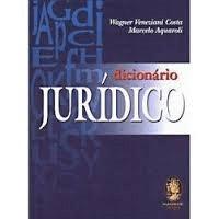 dicionario jurídico m aquaroli e w v costa