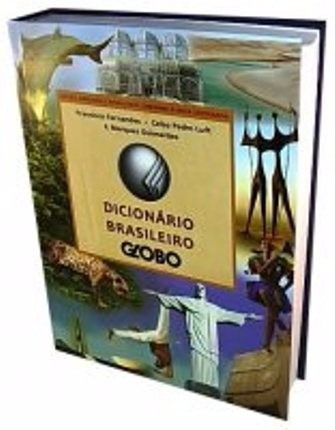 dicionário portugues - d. brasileiro globo  nova ortografia