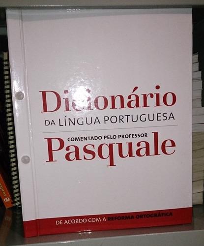 dicionário  professor pasquale