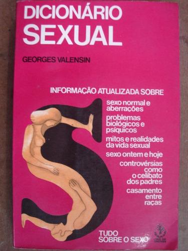 dicionário sexual georges valensin 13