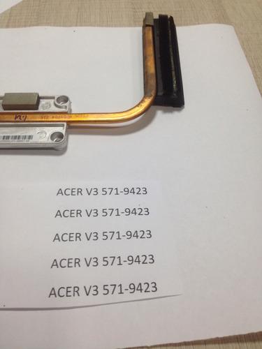 dicipador calor acer v3 571-9423