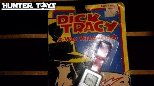 dick tracy, reloj, diseño transmisor, vintage, tel. 35846340