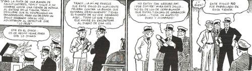 dick tracy - tiras completas 1931-1933 - vol. 1 - ed. norma