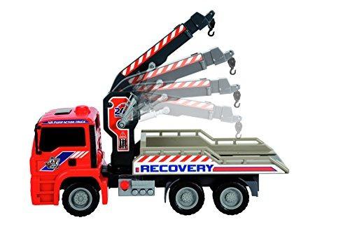 dickie toys 12 \bomba de aire acción de camiones de remolqu