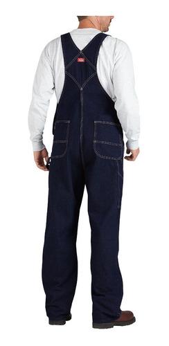dickies db100 overol de mezclilla o pantalón con peto