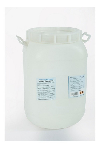 dicloro granulado x 1kg nataclor para piscina