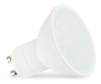 dicroica led de 5w - luz fría