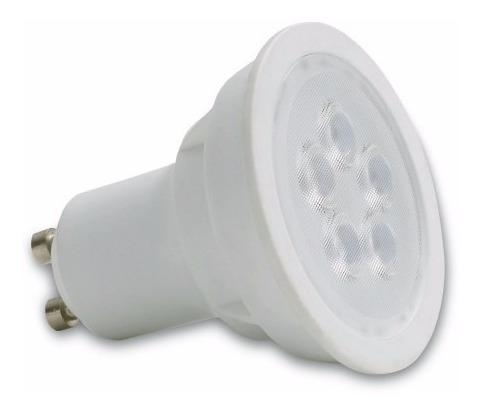 dicroica led gu10 5,3 watts blanco frío verbatim