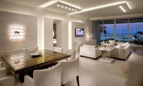 dicroica led lámpara gu 10 4w 220v luz fría o cálida en  pilar