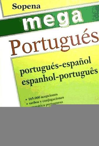 dic.sopena español portugues mega(libro español)