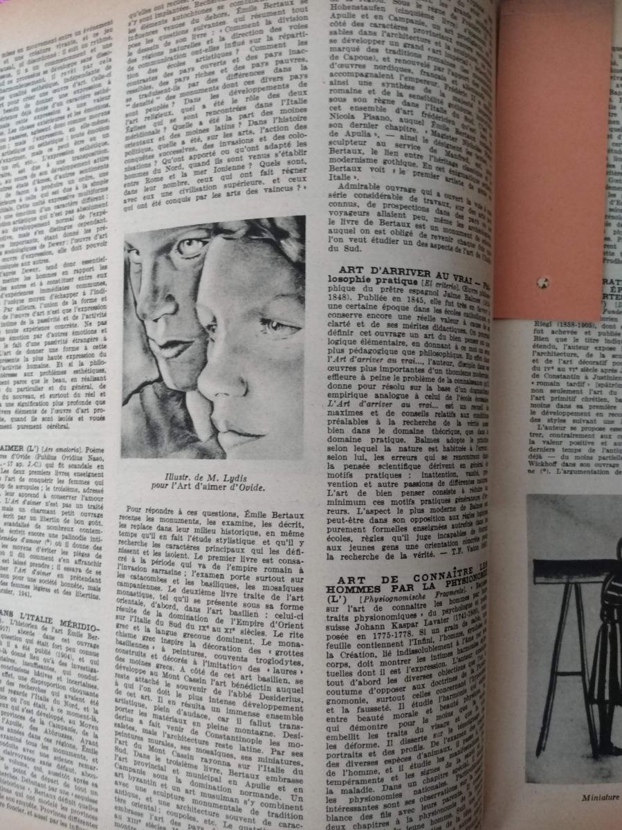 Dictionnaire Des Oeuvres De Tous Les Temps Mariette Lydis 601301