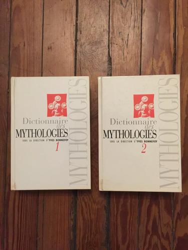 dictionnaire mytologie. 2t