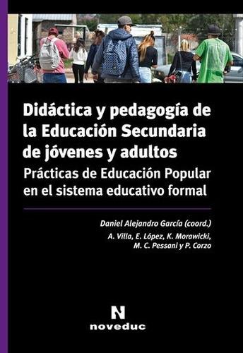 didáctica y pedagogía de la educación secundaria (ne)