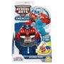 Transformers Rescue Bots Optimus Prime Energize Playskool