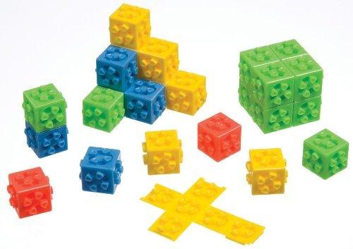didax educational resources omnifix cubes (set de 100)
