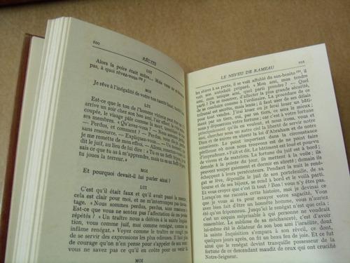 diderot recits collection du flambeau em frances otimo estad