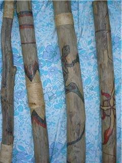 didjeridoo, didgeridoo de pita auténtica para música y yoga