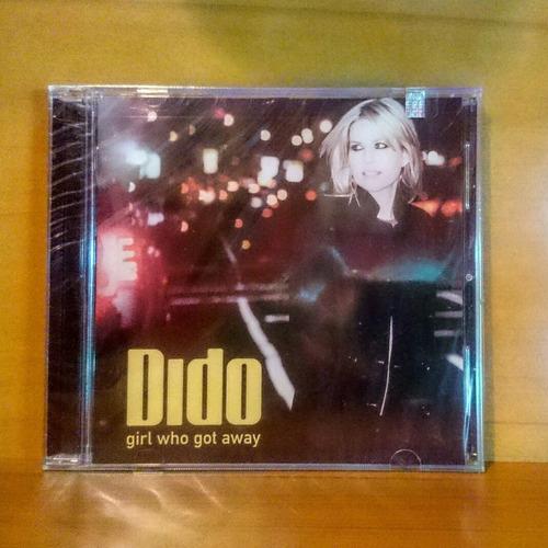 dido girl who got away cd original nuevo y sellado
