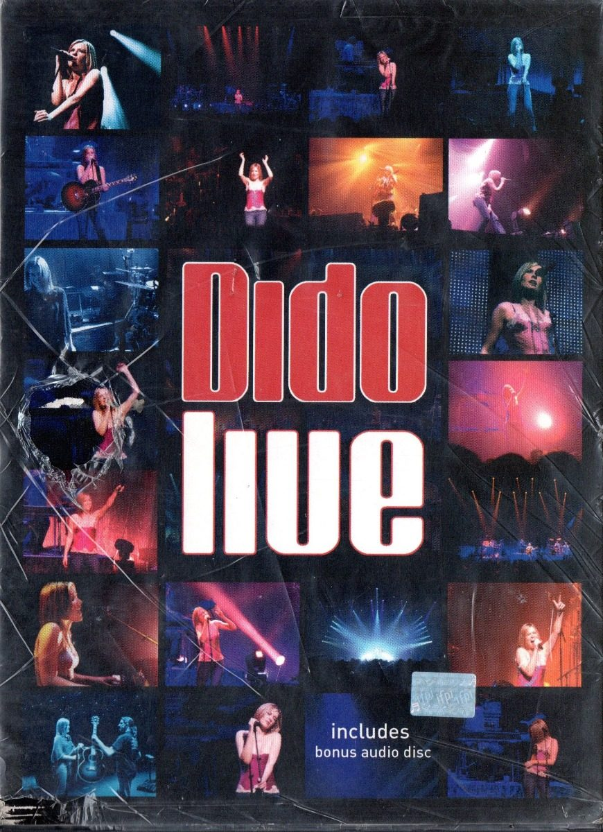 dvd dido live