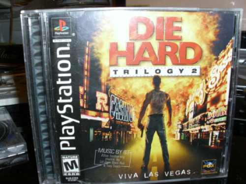 die hard trilogy 2  para ps one