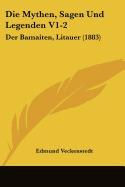 die mythen, sagen und legenden v1-2: der, edmund veckenstedt