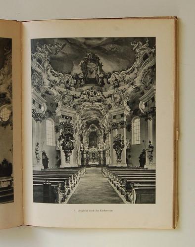 die wies, barroco y rococó - arte - arquitectura