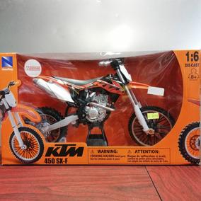 fe944cc93f436 Diecast Ktm 450 Sx-f