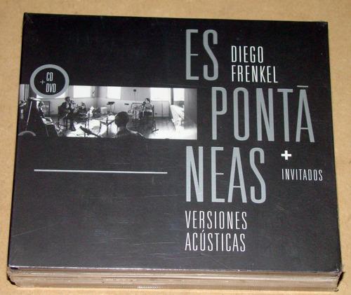 diego frenkel espontaneas cd argentino / kktus
