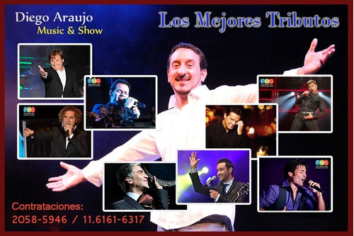 diegoshow luis miguel ricky martin montaner chayanne anthony