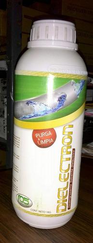 diel ectron (ácido para limpieza de tuberia interna)