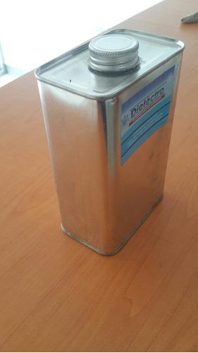 dieléctrico  electron limpiador de sistemas de refrigeración