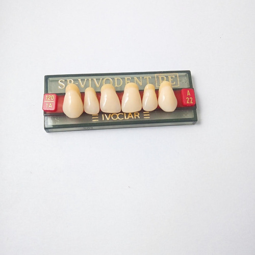 dientes vivodent ivoclar color 1 a 120 novacekdental