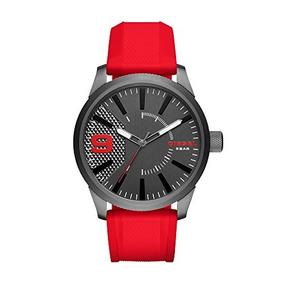 ead5f65338d6 Reloj Diesel Rojo Hombre en Mercado Libre Colombia